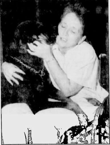 rottweiler salva donna paralizzata