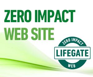 zero impact web site