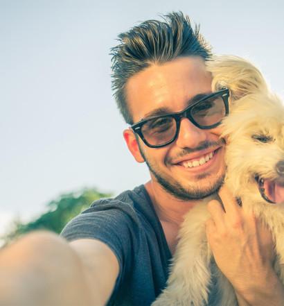 cani come socializzare con gli umani